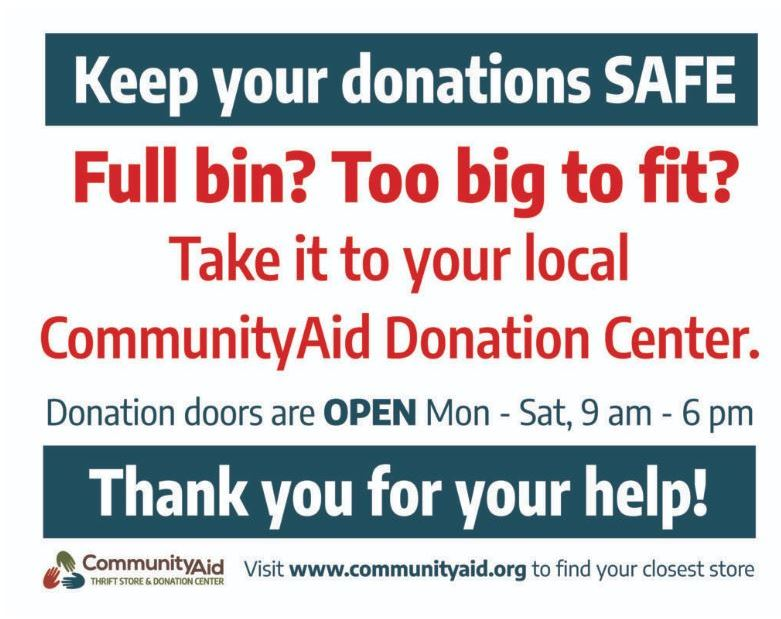 Community Aid 3